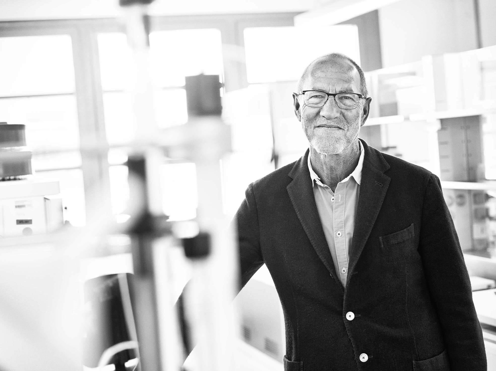 R-Biopharm AG - Ralf Dreher - schwarz-weiß
