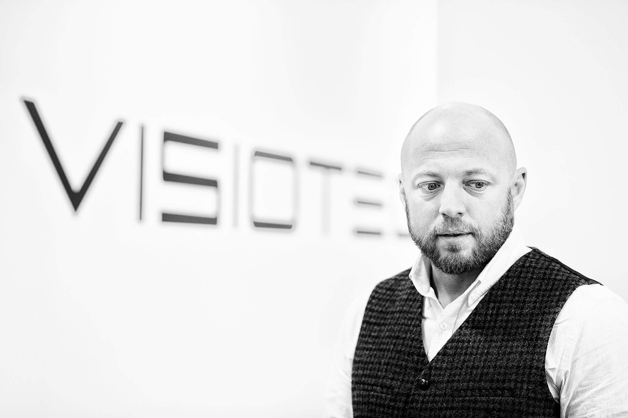 Mike Fischer-Arens, VISIOTECH-GmbH