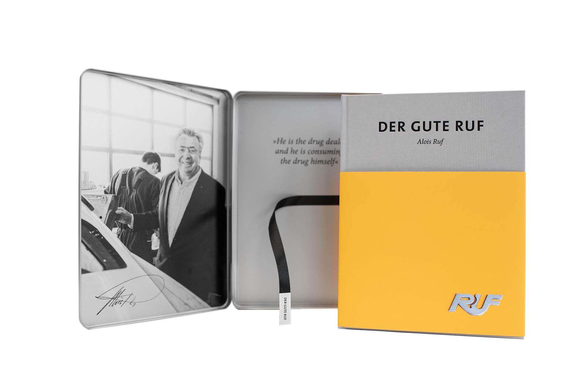 Alois Ruf Buch